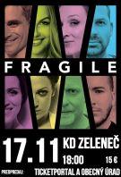 Koncert skupiny FRAGILE 1